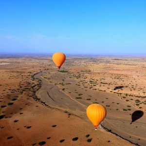 Hot Air Balloon Tours in Morocco