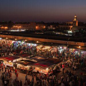 Marrakech For Honeymooners