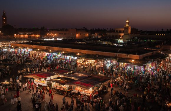 Marrakech For Honeymooners